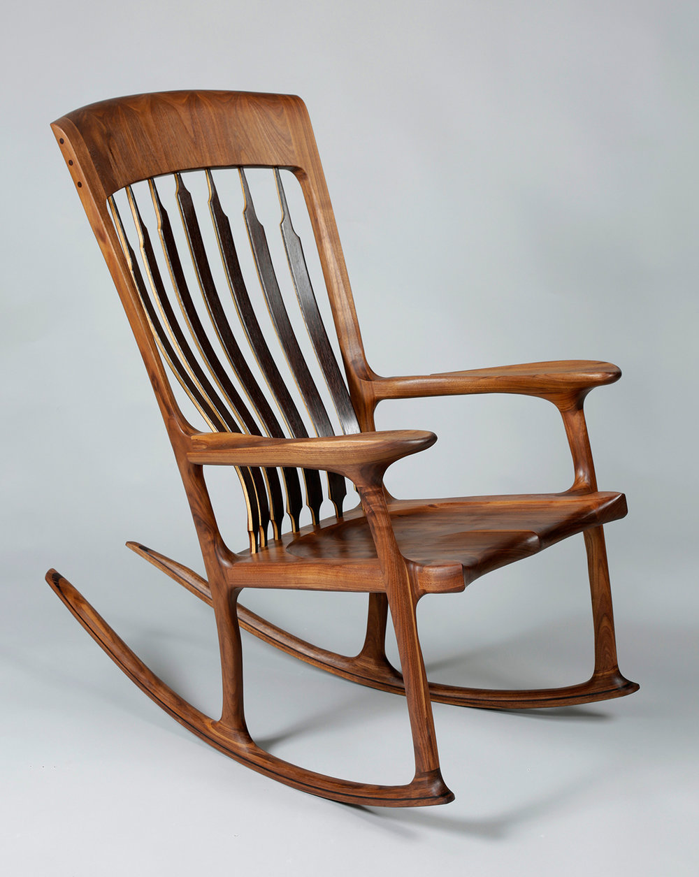 Peachy Sculpted Rocker Caraccident5 Cool Chair Designs And Ideas Caraccident5Info