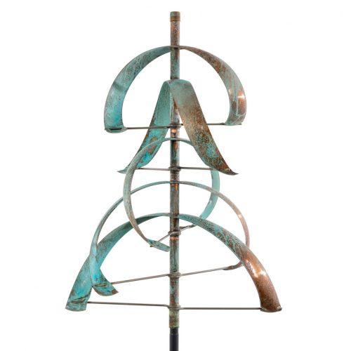 Eclipse Wind Sculpture by Lyman Whitaker.