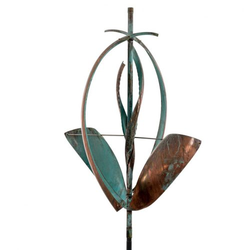 Detail of Spring Wind Sculpture by Lyman Whitaker.