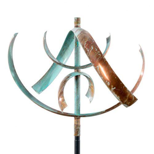 Element earth wind sculpture.