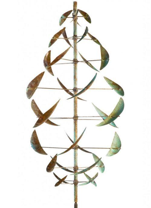 Double Dancer Wind Sculpture by Lyman Whitaker.