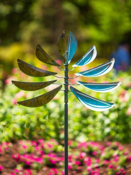 Guardian Angel Wind Sculpture by Lyman Whitaker.