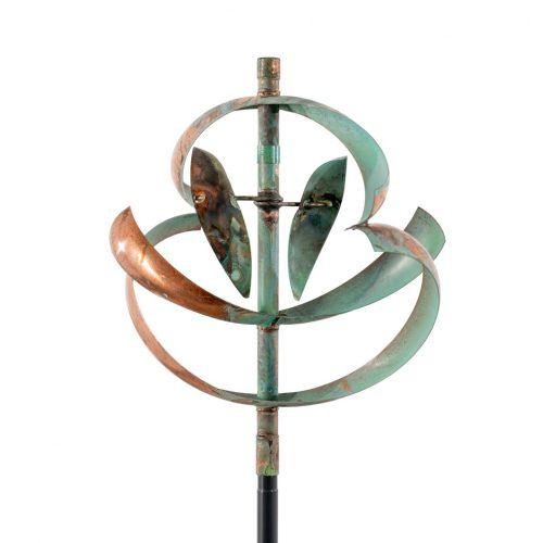Element Fire Wind Sculpture by Lyman Whitaker.