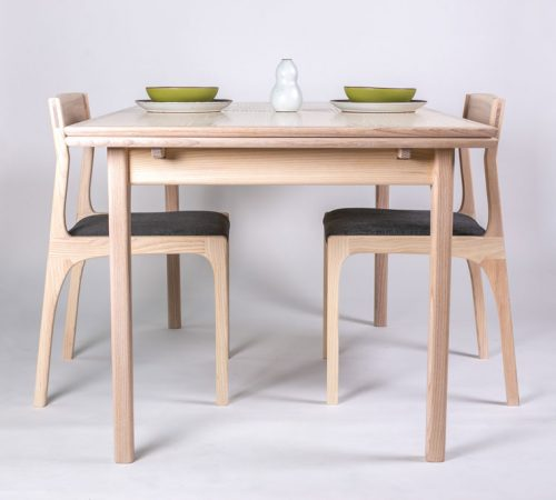 Fine furniture by Asheville woodworker Andrew Stack.