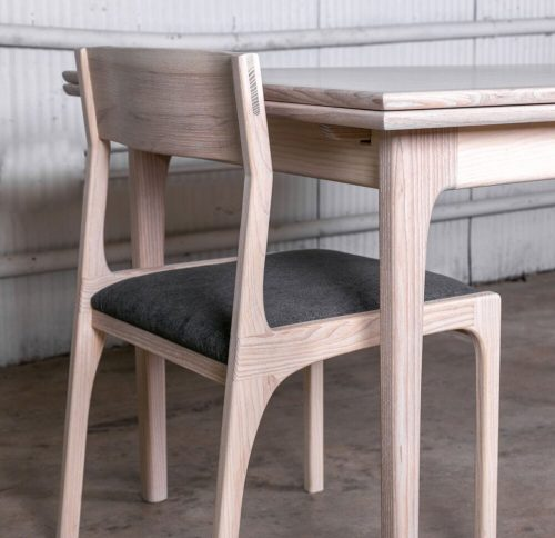 Andrew Stack ash wood furniture.