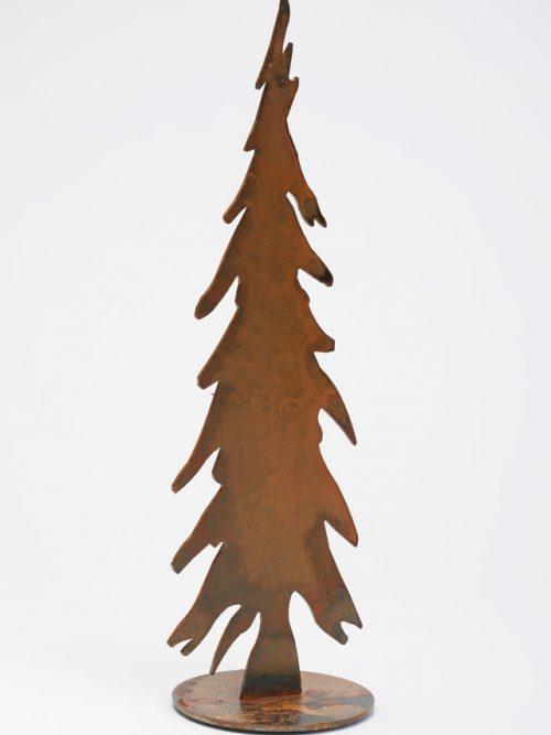 Metal pencil tree by Prairie Dance.