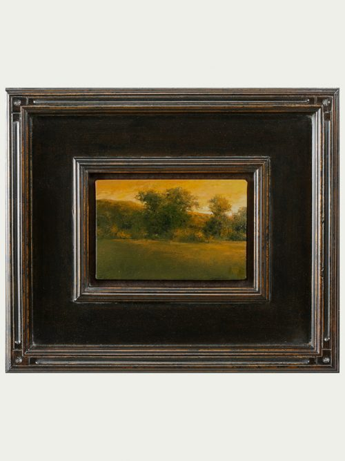 Fine art oil painting by artist Shawn Krueger.